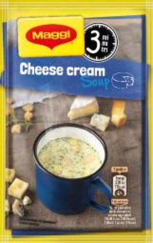 МАГИ, вкусна чаша крем супа сирена с крутони 19гр