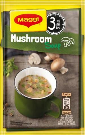 МАГИ, Вкусна чаша Гъбена супа с крутони 16g
