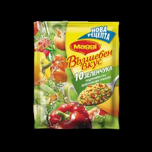 МАГИ, Вълшебен вкус 10 зеленчука 20g
