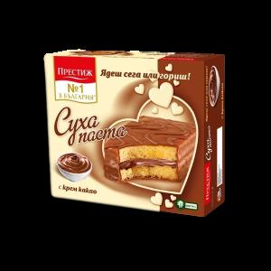 ПРЕСТИЖ, Суха паста с крем какао 300 g