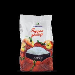ОБЕРОН Пудра захар   400 g