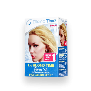 BLOND TIME BLOND 1+2 , изрусител за коса 120ml